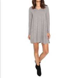 Volcom Lived In Snow Dress Long Sleeve T Shirt